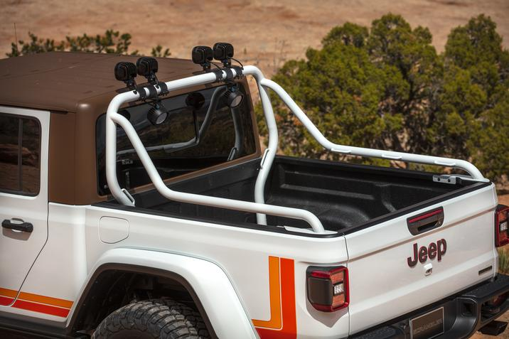 2019 Jeep Gladiator JT Scrambler