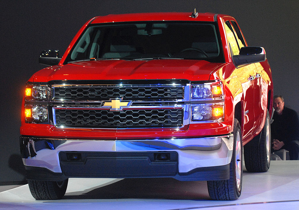 The 1 Big Problem People Are Having With The Chevy Silverado