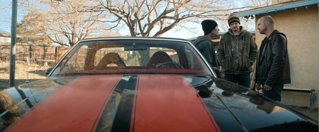 El Camino Movie Netflix | Sony