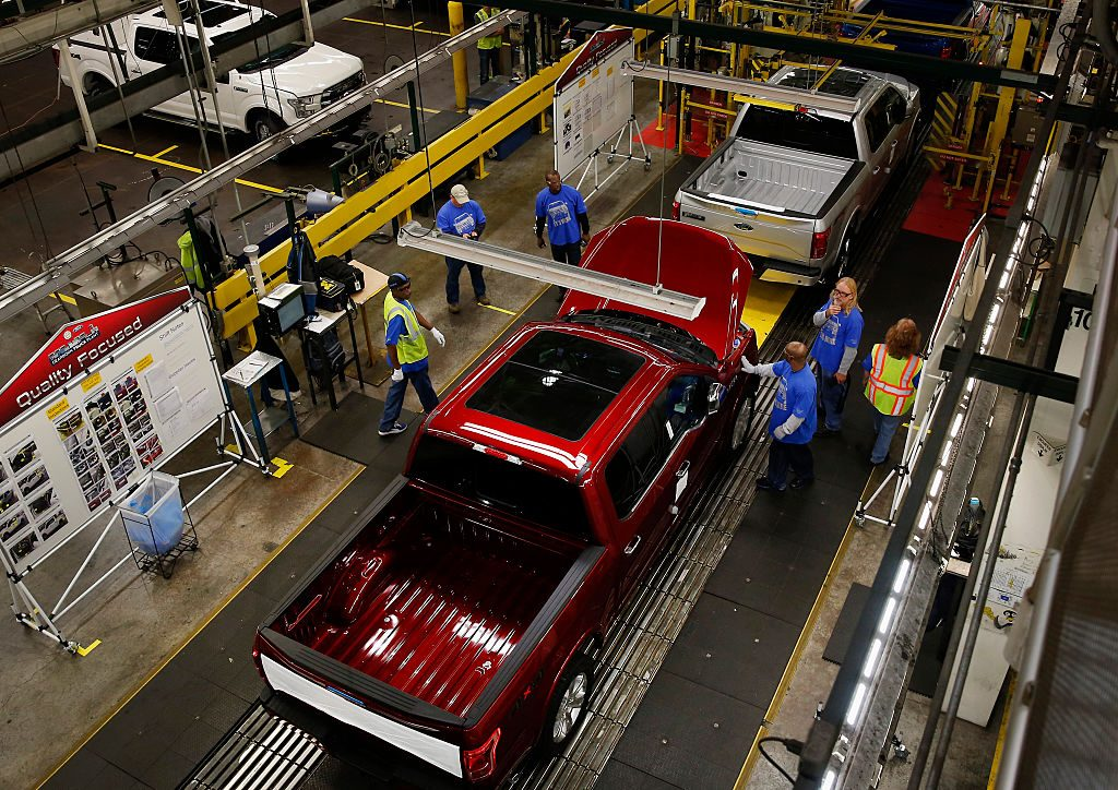 Ford Truck Assembly Plant | Getty-00