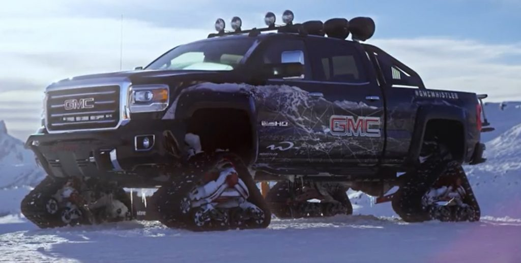 GMC Sierra All Mountain