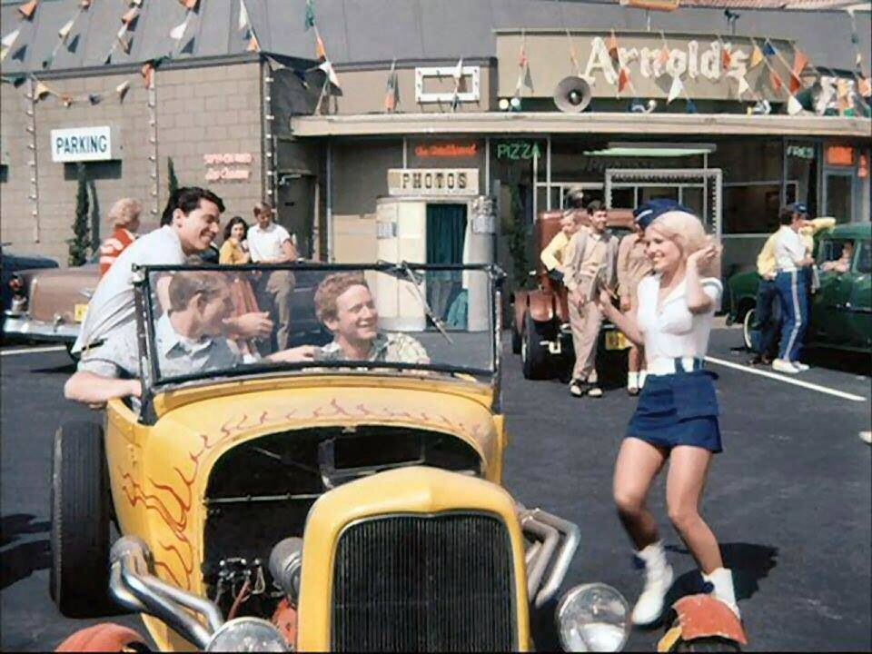 Happy Days Ford Roadster Pickup | ABC