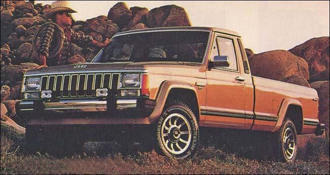 Jeep Comanche | FCA