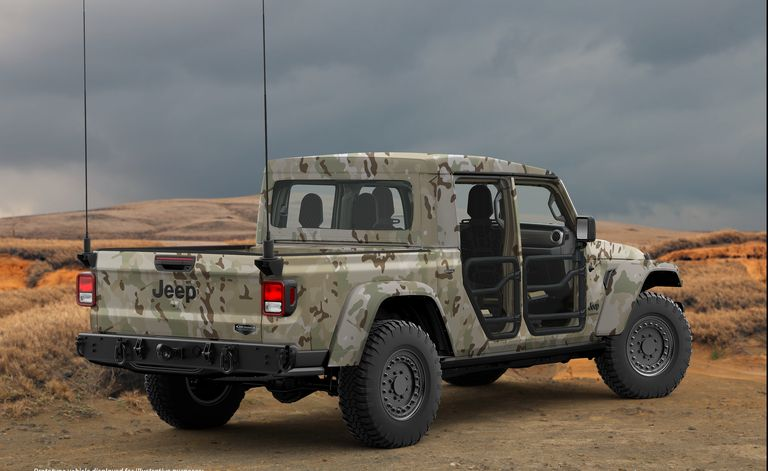 Jeep Gladiator XMT-FCA-00