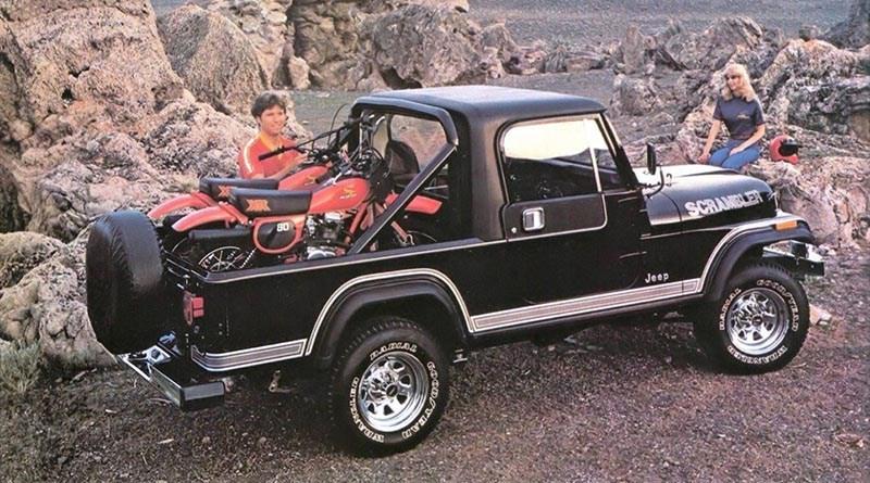 Jeep Scrambler | FCA