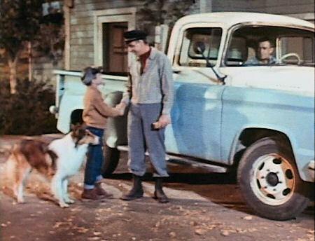 Lassie 1958 Dodge D-200 Pickup | CBS