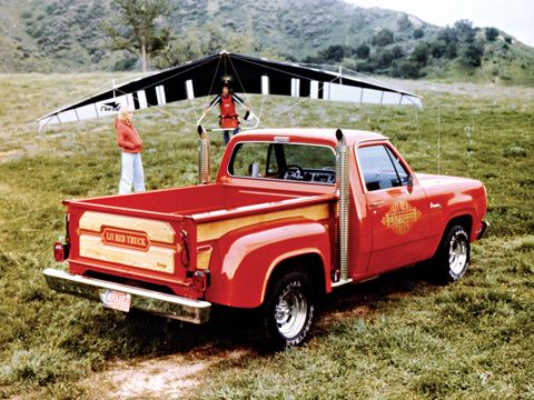 Li'l Red Express Dodge Pickup 1978-79 | FCA-00