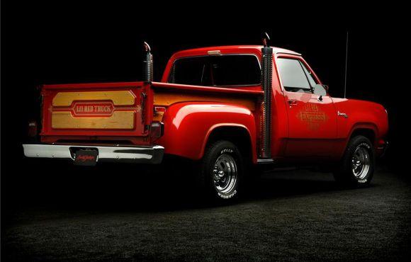 Li'l Red Express Dodge Pickup 1978-79 | FCA-00
