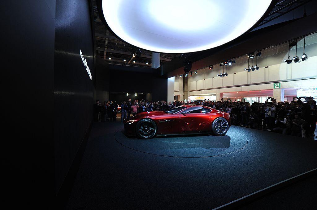 Mazda RX-Vision in 2015