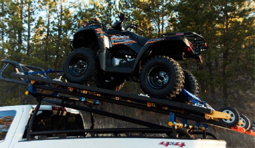 Multy Rack with ATV