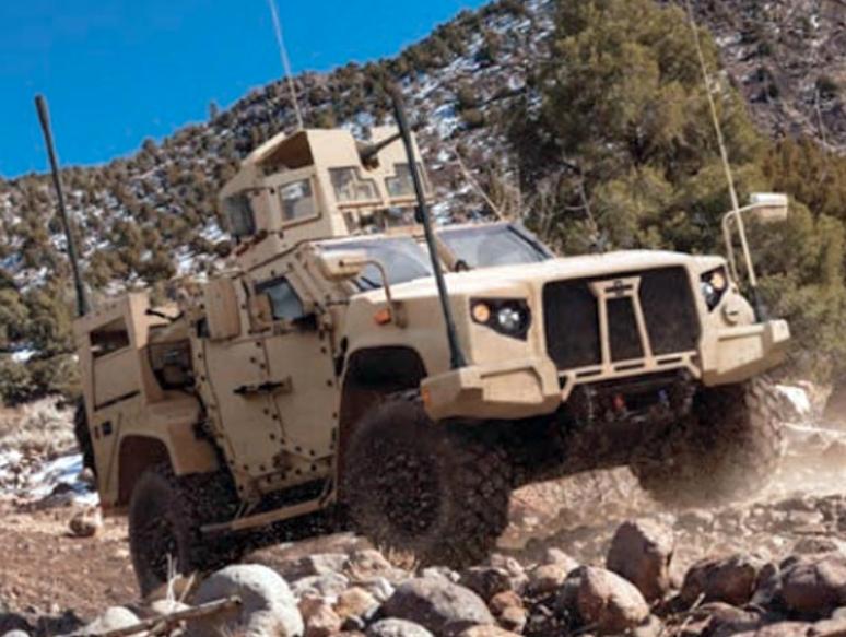 Oshkosh JLTV Military Truck I Oshkosh Defense-001