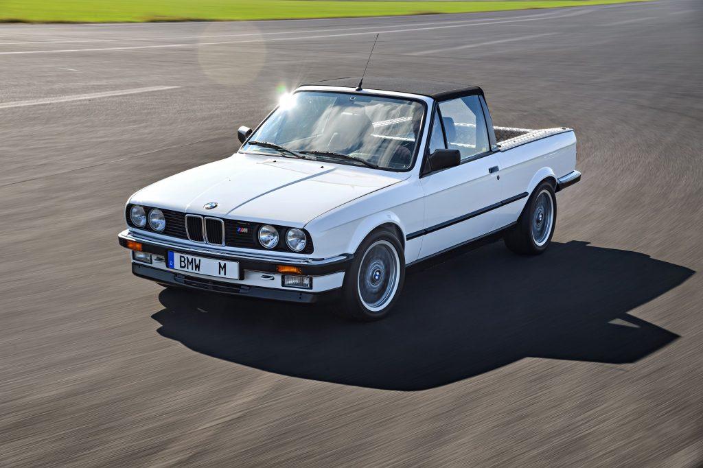 1986 BMW M3 Pickup