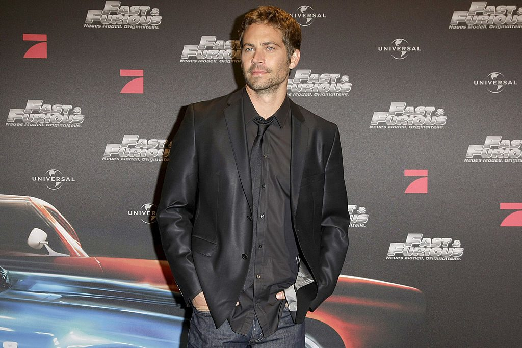Paul Walker attends the Europe premiere of 'The Fast and the Furious 4'