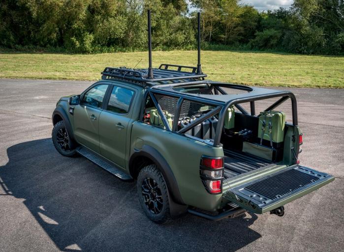 Ranger Recardo Military Proposal   Ford