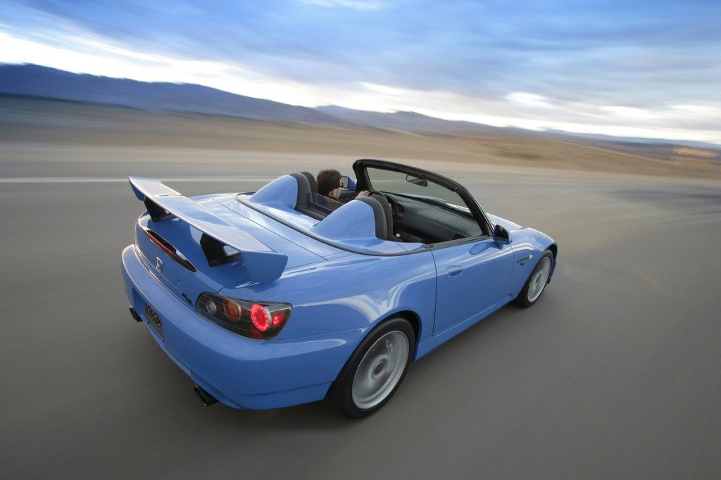 It Looks Like The Honda S2000 Roadster Is Coming Back