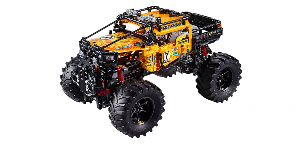2019 Lego 4x4 XTREME Off-Roader