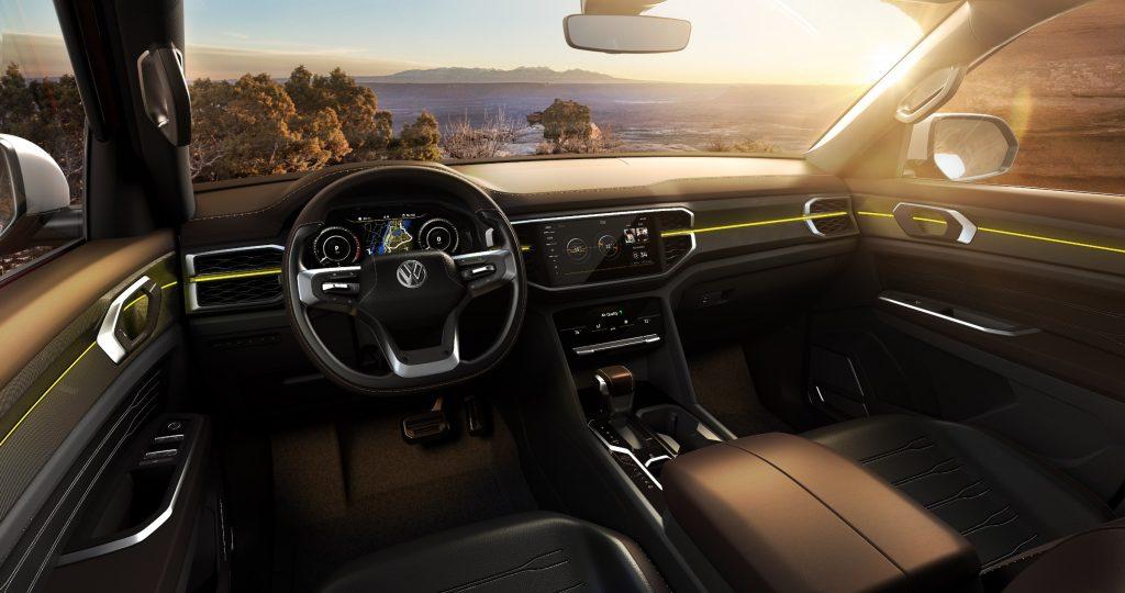 VW Atlas Tanoak concept | VW-00