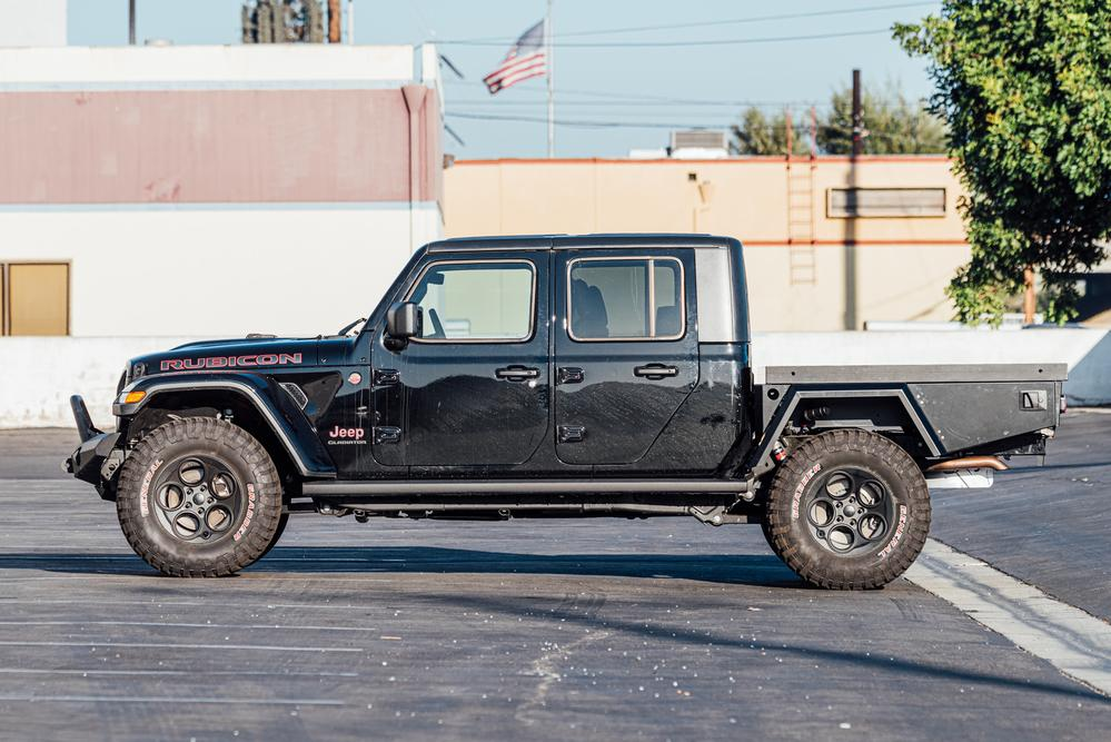 2020 Jeep Gladiator with FiftyTen MSCS