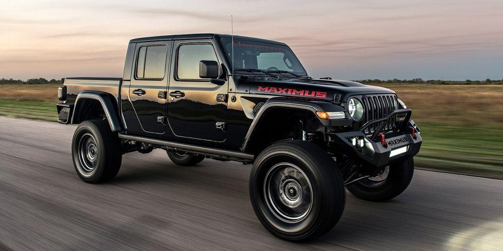 2020 Hennessey Jeep Gladiator | Hennessey-00