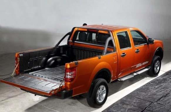 Higer Longwei Pickup |  King Long Group