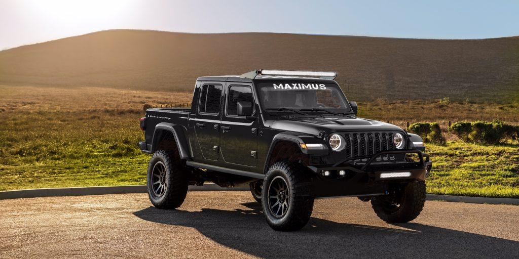 2020 Hennessey Maximus 1000 (2020 Jeep Gladiator)