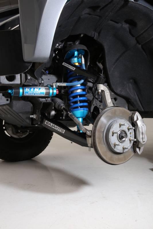 Chevrolet Silverado Jackal Stage 2 suspension