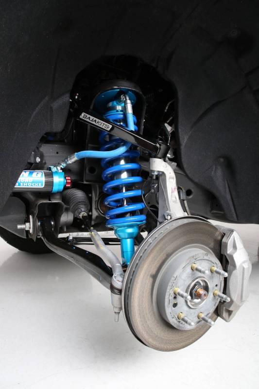 Chevrolet Silverado Jackal Stage 1 suspension
