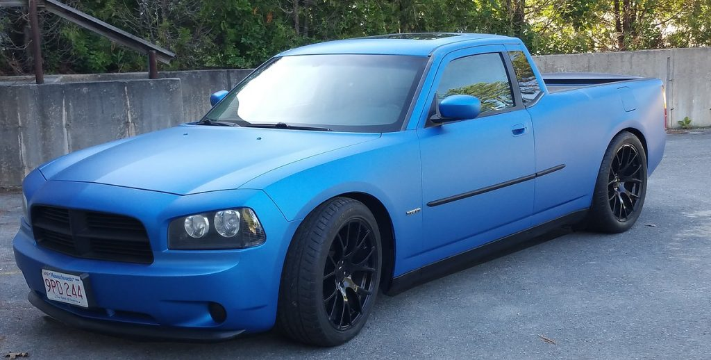 Dodge Charger ute