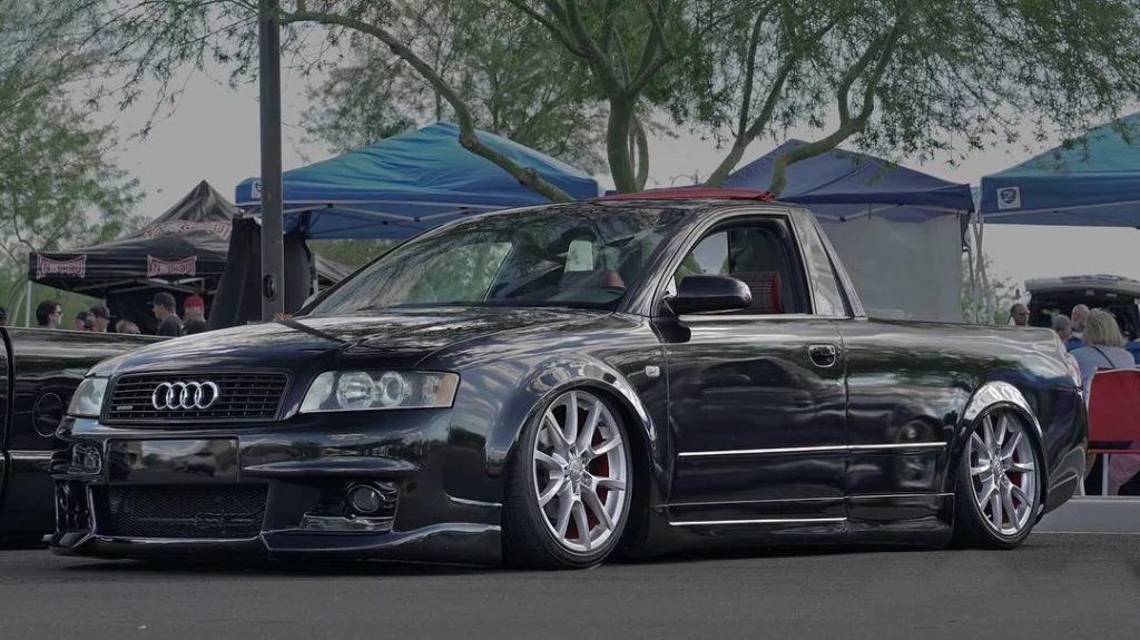 Audi S4 Smyth Performance truck conversion