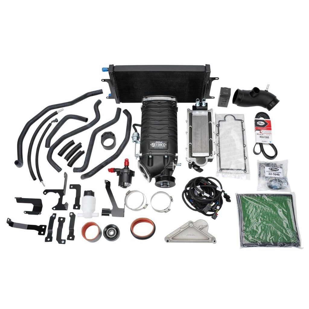 Edelbrock Chevrolet Colorado Supercharger Kit