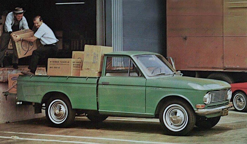 1966 Datsun mini-truck | Nissan