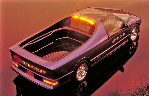 1989 Chevy PPG XT-2 Concept | PPG-00