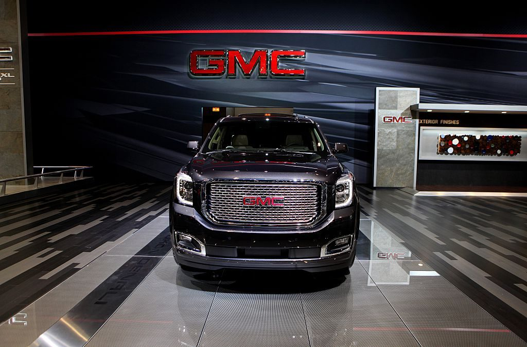 2015 GMC Yukon Denali at the 107th Annual Chicago Auto Show