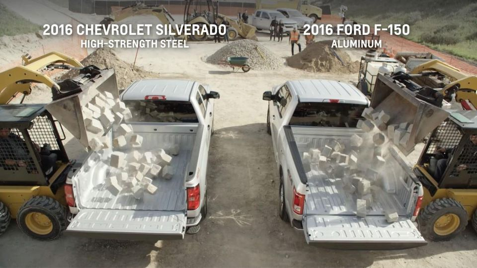 2016 Chevy truck advertising | GM
