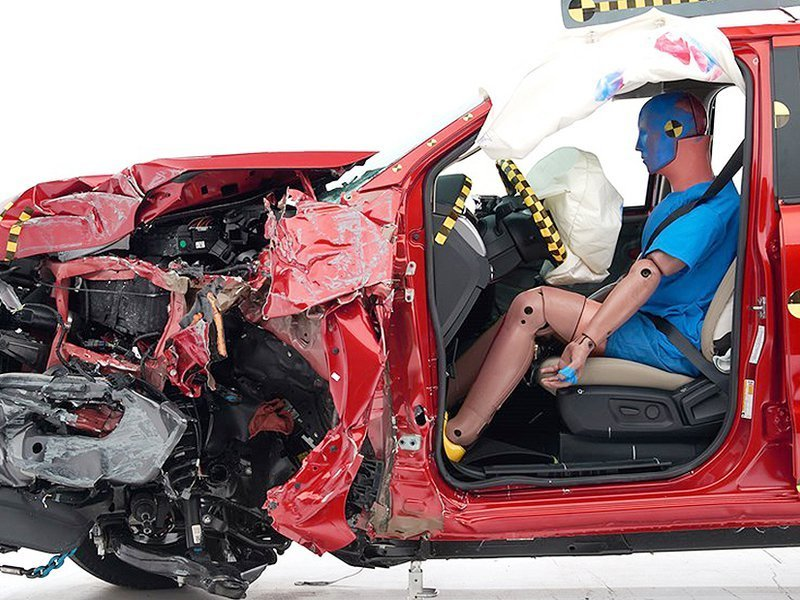 2019 IIHS Crash Tests