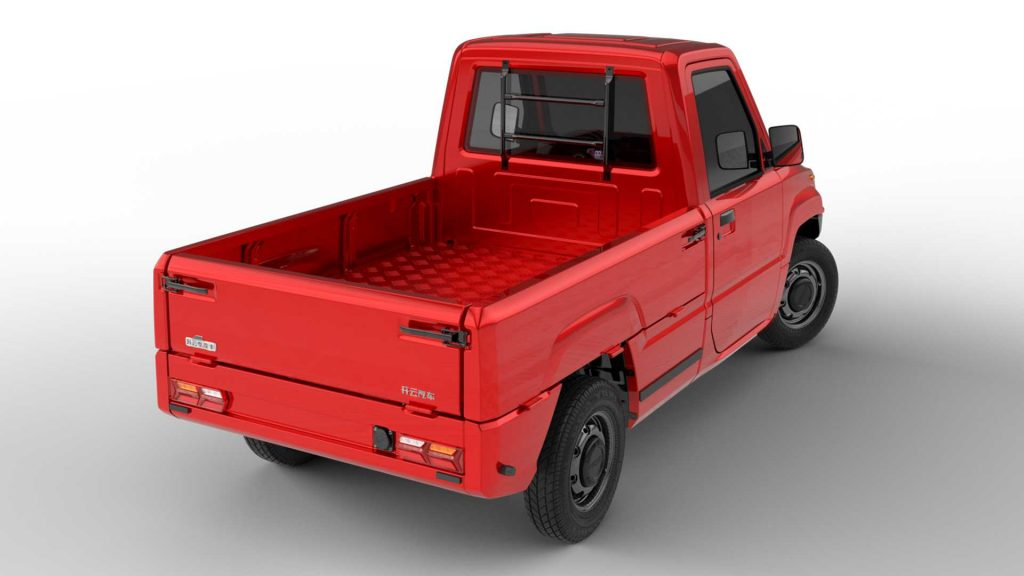 2019 Pickman EV Pickup | Kaiyun-00