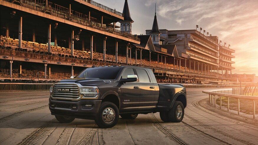 2019 Ram 2500HD Kentucky Derby Edition