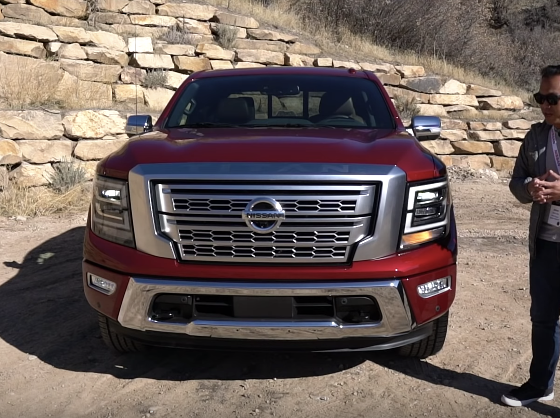 2020 Nissan Titan Do Ford And Chevy Need To Worry Yet