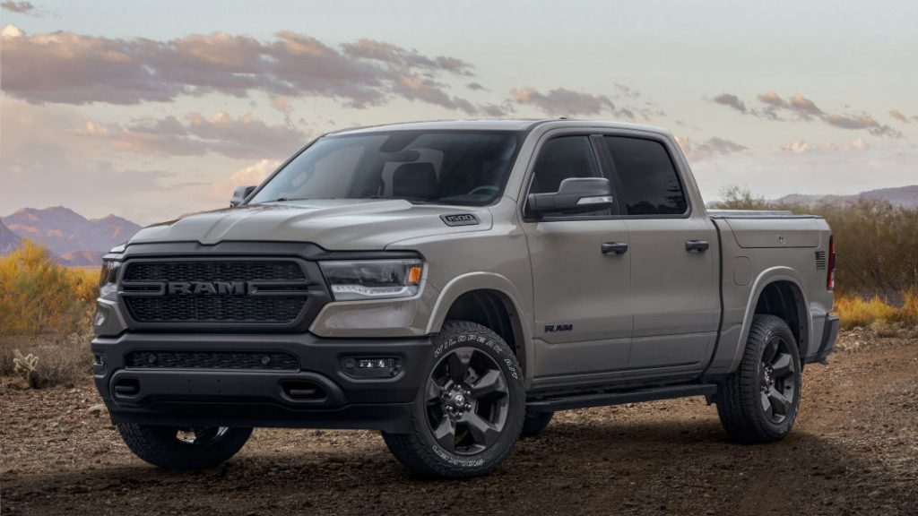 2020 Ram 1500 Built to Serve Special Editions | FCA-00
