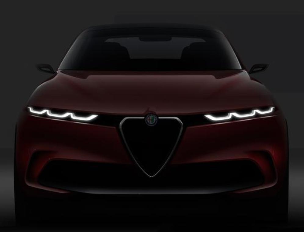 2021 Alfa Romeo Tonale SUV | FCA-00
