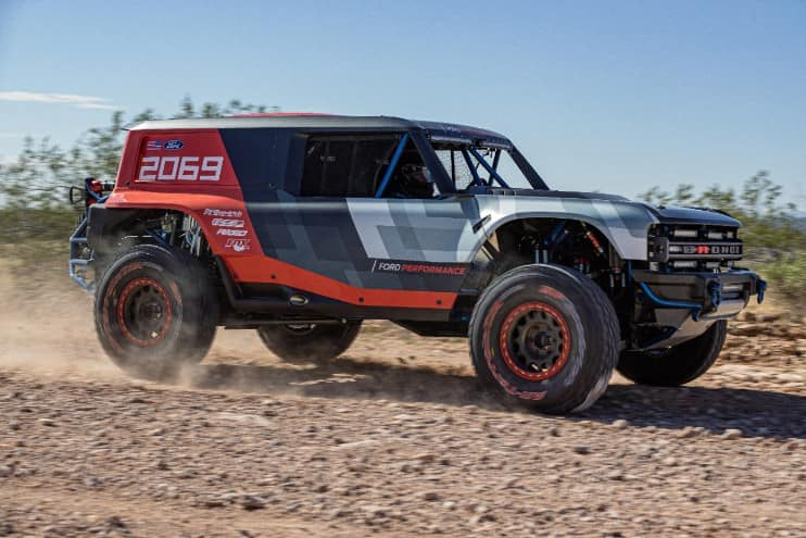 2021 Bronco R Prototype Baja 1000 | Ford-001