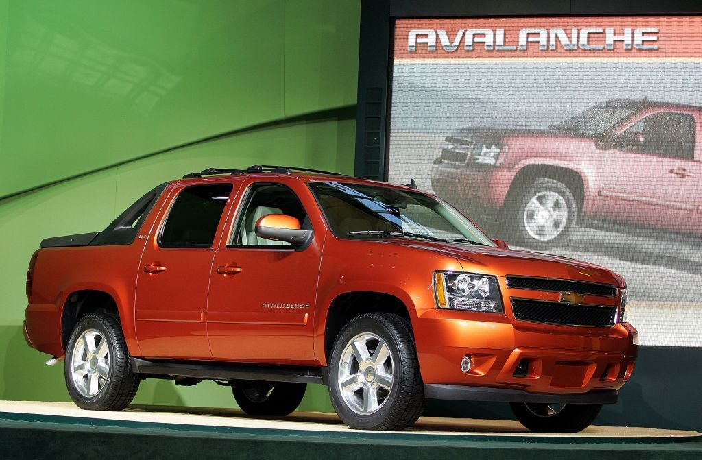 Chevy Avalanche | GM