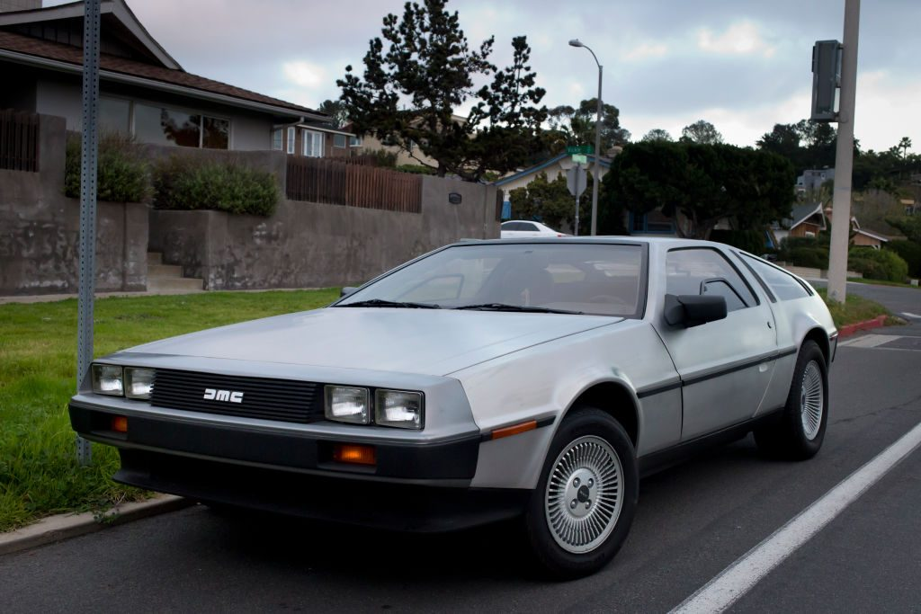 DMC Delorean 1977
