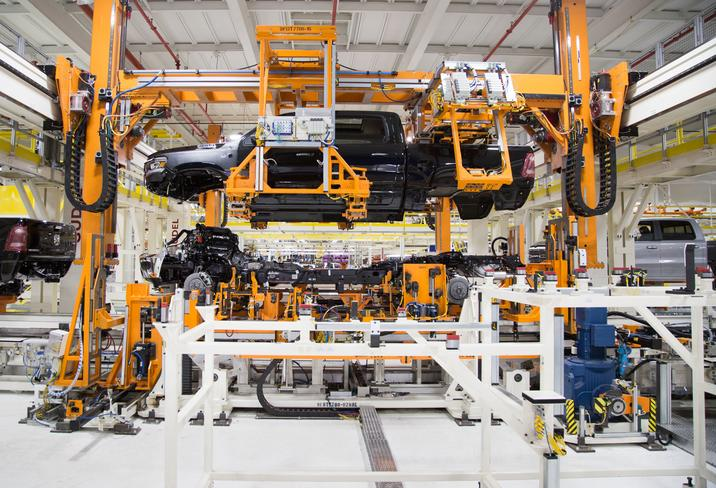 2019 Ram 1500 Assembly at Sterling Heights Assembly Plant