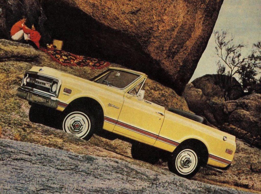 First Gen Chevy Blazer | GM-004