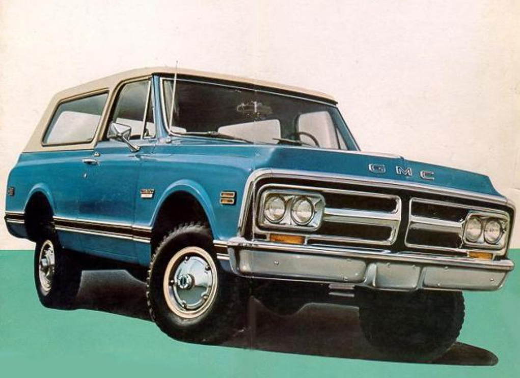 First Gen Chevy Blazer
