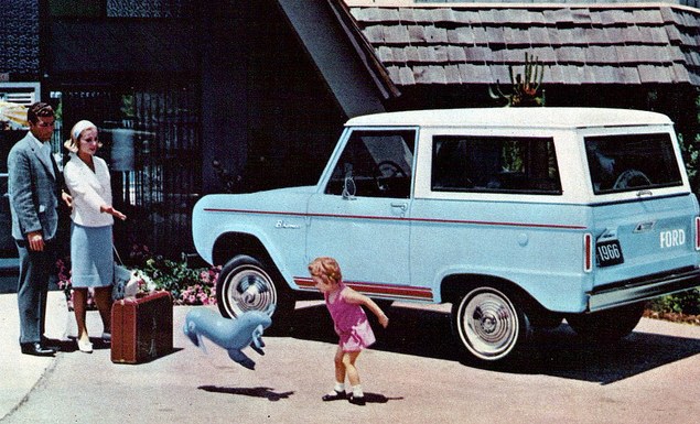First Gen Ford Bronco | Ford