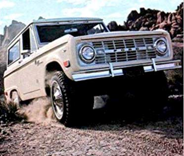 Please, Don't Put the Ford Bronco Down Again