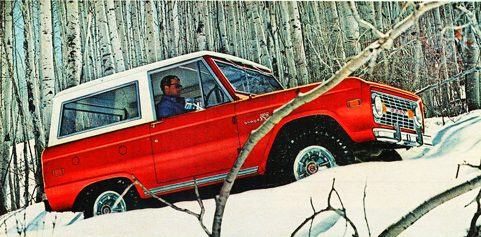 Will The New Bronco Have A V8?