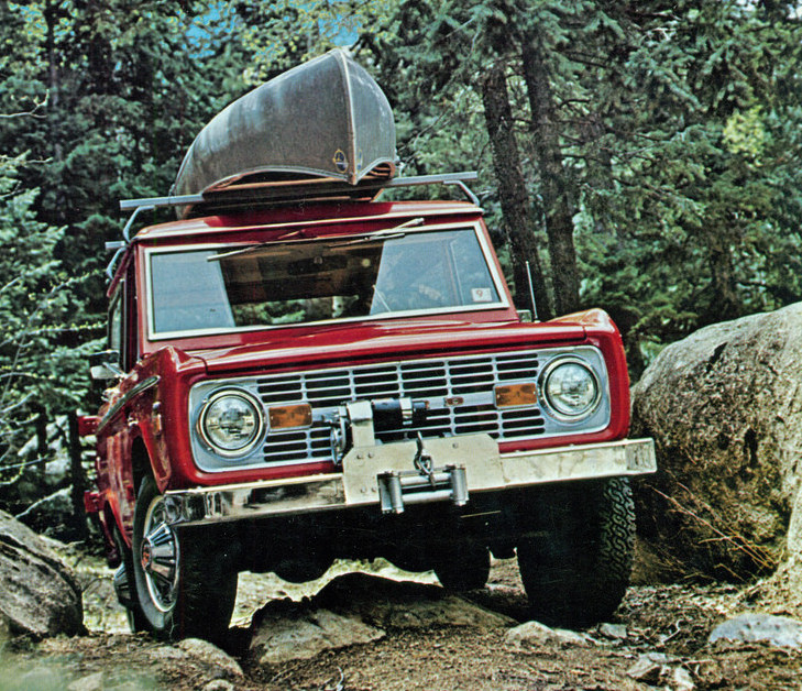 First-Gen Ford Bronco